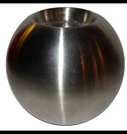Et Al Designs Globe Taper Tea light Candle Holder Large 4.5 inch