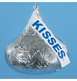 Kurt Adler Large Hersheys Kisses 3.5 Inch Christmas Ornament