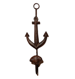 Cast Iron Anchor Wall Hook