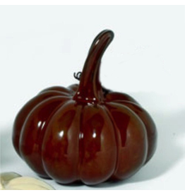 Department 56 Brown Ceramic Pumpkin Fall Harvest Decor