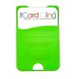 DM Merchandising The Card Cling Green