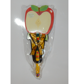 Teacher Apple Sticky Notes Pad w Pen Set