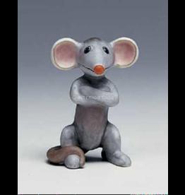 Artis Orbis Wachtmeister Porcelain Caesar Mouse Figurine 2.5 inch
