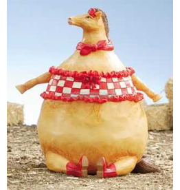 Pudgees Horse Figurine Maisy the Pudgy Mare