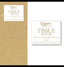 Caspari Gift Tissue Paper 3 Sheets -Gold