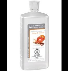 Lampe Berger Oil Liquid Fragrance Liter 416018 Orange Cinnamon