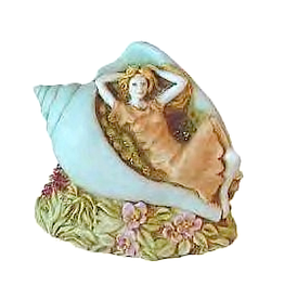 Isle Of Gramarye Shelley Fairy w Lapel Pin - No Parchement Story