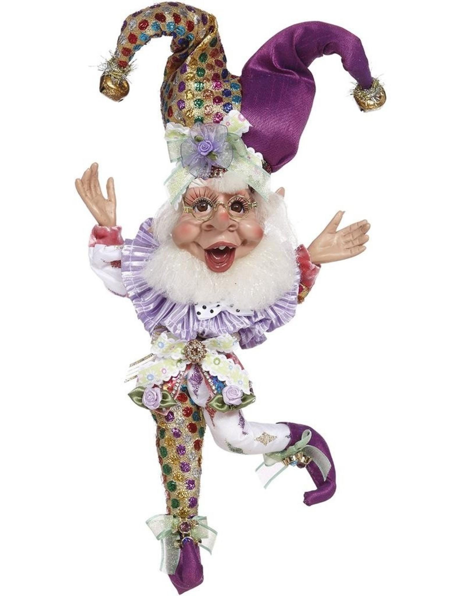 Mark Roberts Fairies Birthday Elves Happy Birthday Party Elf SM 11.5 inch