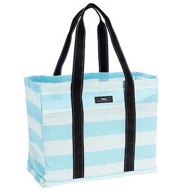 Scout Bags Roadtripper Breathable Open Top Tote Bag Aloha Aqua