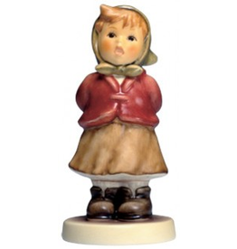Club Year 2004 / 2005 Figurine 2181 Clear as a Bell