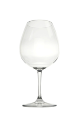 Caspari Acrylic Wine Glass 22oz Clear Shatter Resistant BPA Free