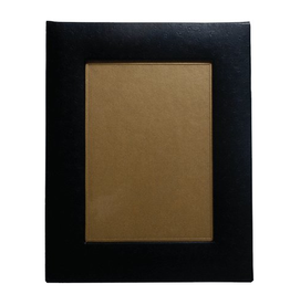 Caspari Photo Picture Frame Black Green Frame