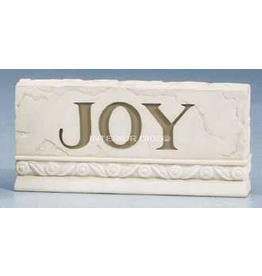Milestones Joy Wall Plaque by Betty Singer