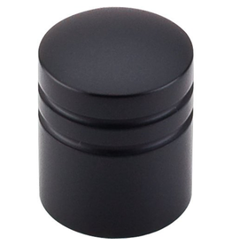 M584 Nouveau II - Cylinder Knob - Flat Black