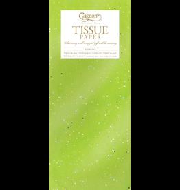 Caspari Gift Tissue Paper 4 Sheets Green Gemstone
