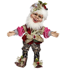 Mark Roberts Fairies Elves Prince Charming Elf SM 10 inch