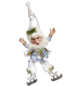 Mark Roberts Fairies Elves Elfcapades Ice Skater Elf SM 12 inch