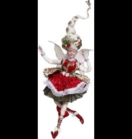 Mark Roberts Fairies Christmas Mistletoe Magic Fairy MD 18 Inch