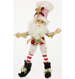 Mark Roberts Fairies Elves Northpole Baker Elf SM 13 inch