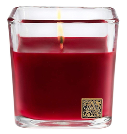Aromatique The Smell Of Christmas 12 Oz Candle Glass Cube