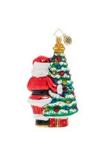 Christopher Radko AIDS Awareness Christmas Tree Christmas Ornament