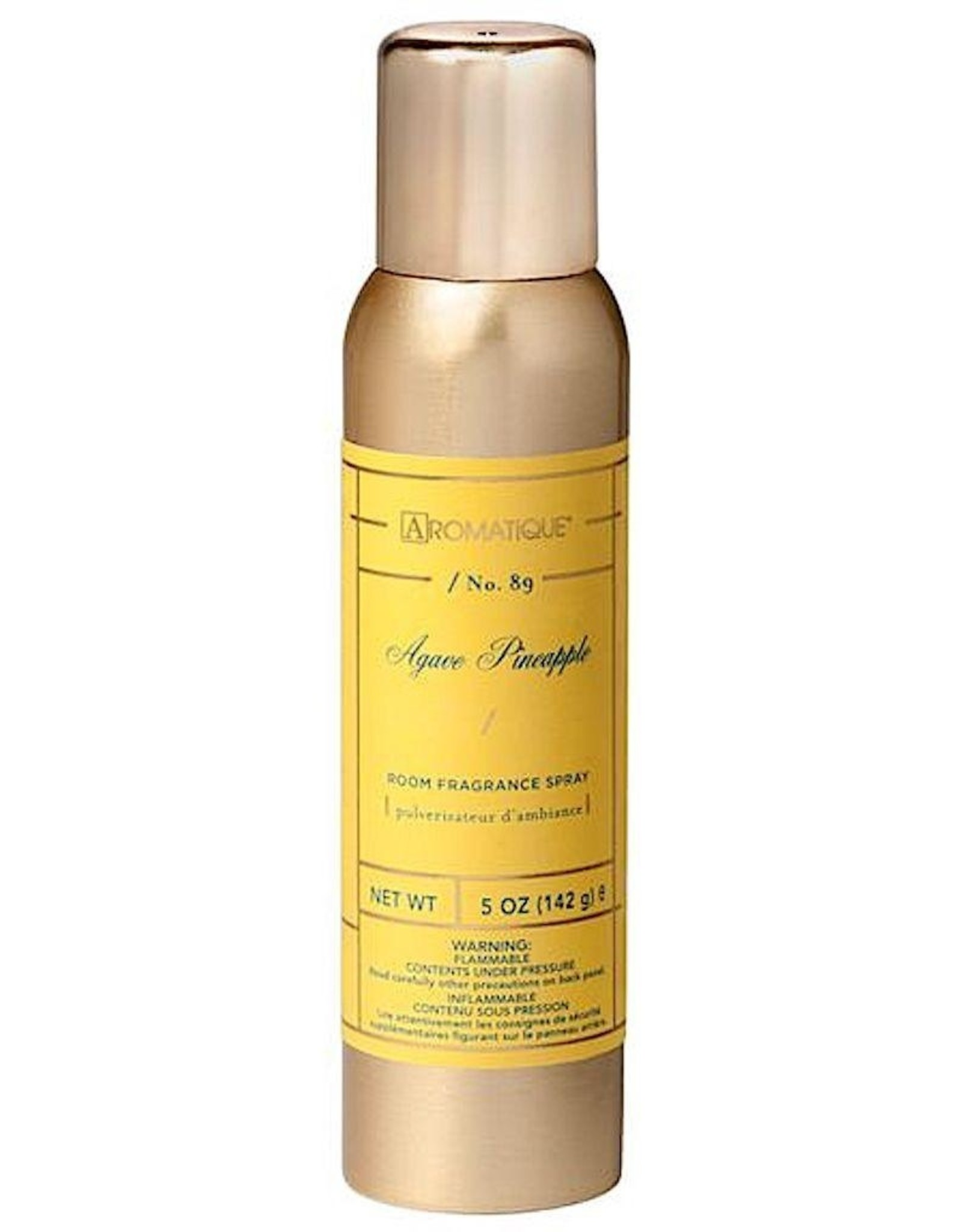 Aromatique Agave Pineapple Aerosol Room Spray 5oz 81-148