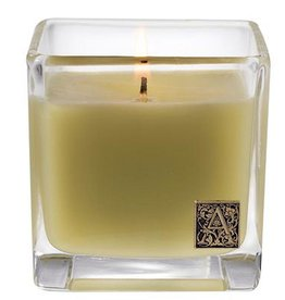 Aromatique Grapefruit Fandango Cube Candle Glass 12oz 50-328