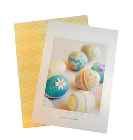 Easter Cards Happy Easter Eggs