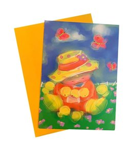 Easter Cards Morrow - Easter Chicks