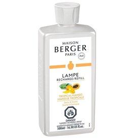 Lampe Berger Oil Liquid Fragrance 500ml Tropical Mango Maison Berger