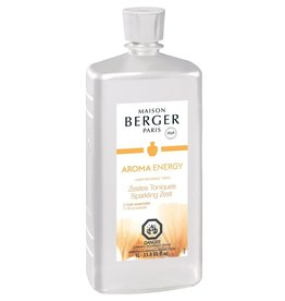 Lampe Berger Oil Liquid Fragrance Liter Aroma Energy Maison Berger