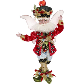 Mark Roberts Fairies Christmas King of Hearts Fairy SM 11 inch
