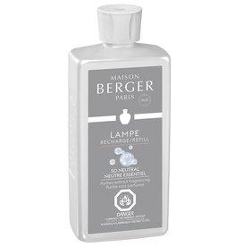 Lampe Berger Lampe Berger Oil Liquid Fragrance Liter So Neutral Maison Berger