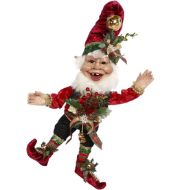 Mark Roberts Fairies Elves Christmas Caroling Elf MD 17 inch 51-96912