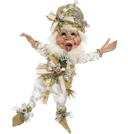Mark Roberts Fairies Elves Christmas Golden Dreams Elf SM 10 inch 51-96942