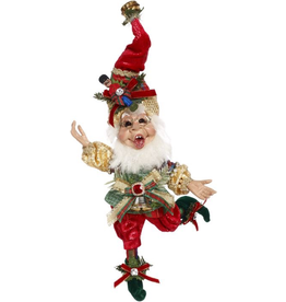 Mark Roberts Fairies Elves Christmas Workshop Elf SM 11 inch 51-96930