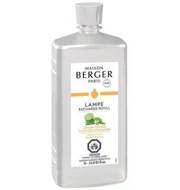 Lampe Berger Oil Liquid Fragrance Liter Lemon Flower Maison Berger