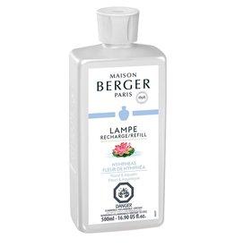 Lampe Berger Oil Liquid Fragrance 500ml Nympheas Maison Berger