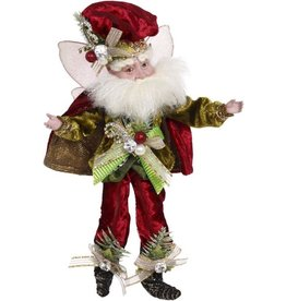 Mark Roberts Fairies Christmas Luxe Lodge Fairy SM 10 inch 51-97242