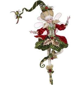Mark Roberts Fairies Christmas Holly Belle Princess Fairy MD 21 inch