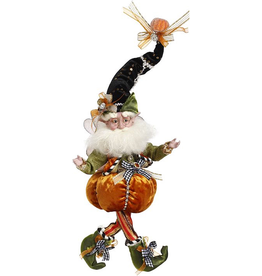 Mark Roberts Fairies Fall Pumpkin Pie Fairy SM 9.5 Inch 51-97132