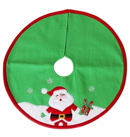 Darice Mini Christmas Tree Skirts 18 Inch Santa
