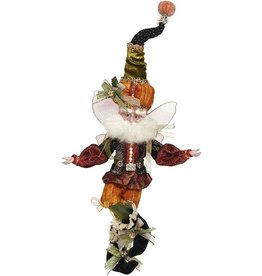 Mark Roberts Fairies Fall Halloween Jack O Lantern Pumpkin Fairy SM 10 Inch 51-97126
