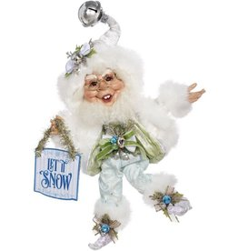 Mark Roberts Fairies Elves Christmas Winter Wonderland Elf SM 13 Inch 51-96946