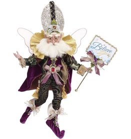 Mark Roberts Fairies Christmas Fairy of Miracles Believe MD 18 inch 51-97176