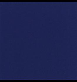 Caspari Paper Linen Cocktail Napkins 15pk Solids Navy Blue