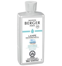 Lampe Berger Oil Liquid Fragrance 500ml Ocean Breeze Maison Berger Paris