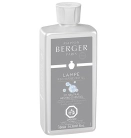 Lampe Berger Oil Liquid Fragrance 500ml So Neutral Maison Berger Paris