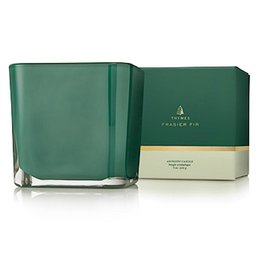 Frasier Fir Candles Medium Grand Noble Emerald Candle 9 Oz