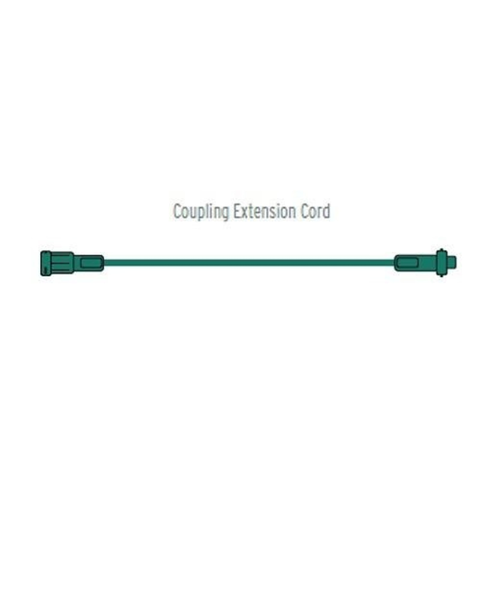 12ft. Extension Cord Green Wire